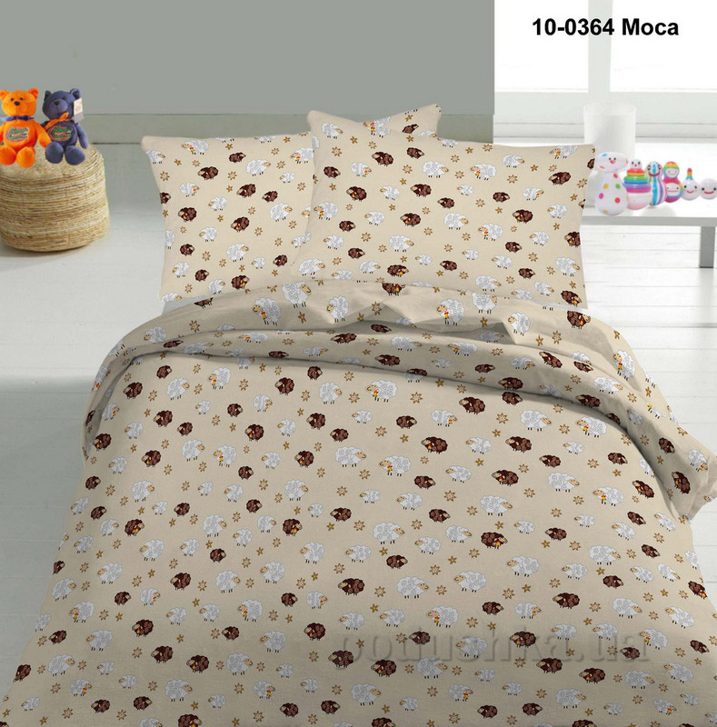 Детское постельное белье TM Nostra Бязь Rainforce 0241281219847
