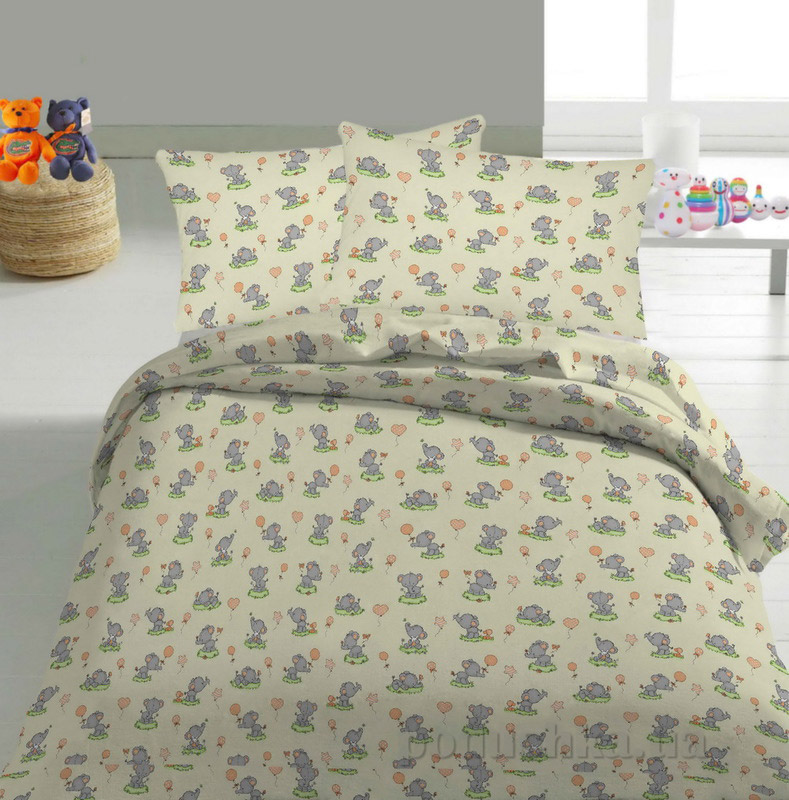 Детское постельное белье TM Nostra Бязь Rainforce 0241281219850