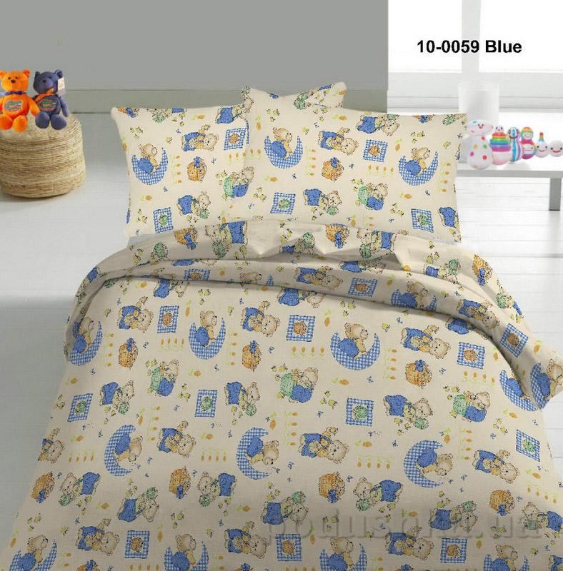 Детское постельное белье TM Nostra Бязь Rainforce 0241281219868