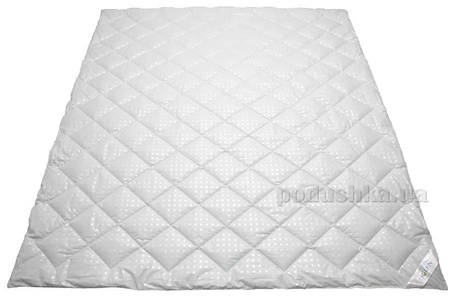 Детское пуховое одеяло IGLEN 90% пуха стеганое