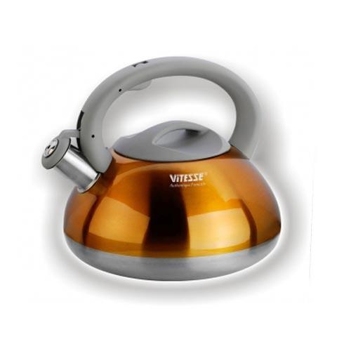 Чайник со свистком Vitesse VS-1115 (Berit)
