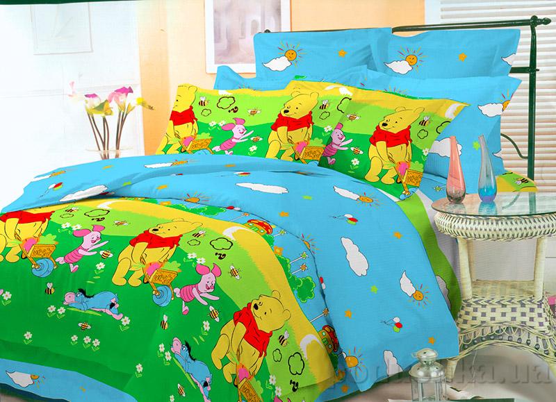 Постельное белье в детскую кроватку Вилюта 963
