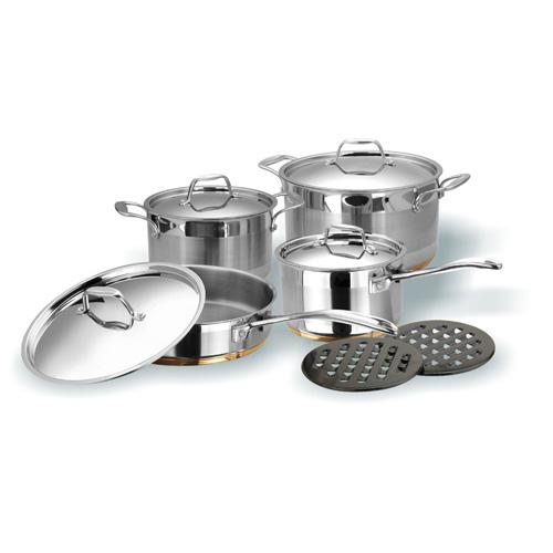 Набор посуды Vitesse VS-1026 (Damiane) 10 предметов