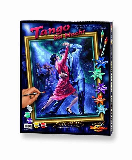 Художественный творческий набор Танго