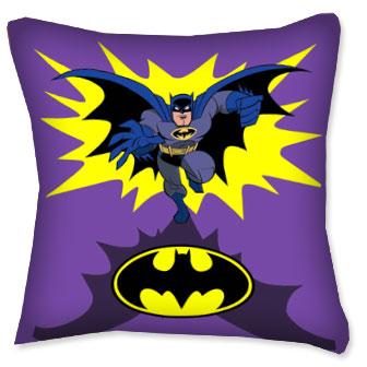 Подушка Бетмен