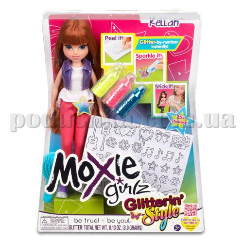 Кукла Moxie серии Творчество без границ - Келлан