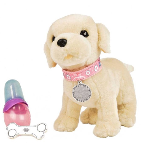 Интерактивная собачка для куклы Baby Born - Золотистый Ретривер