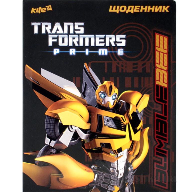 Дневник школьный Transformers-2 TF14-261-2K Kite
