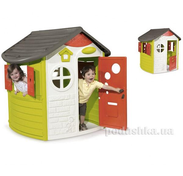 Дом лесника со ставнями и ключом Smoby 310263   Smoby