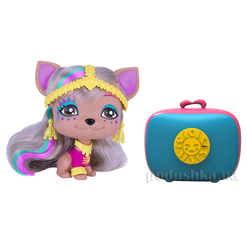 Домашний любимец IMC Toys VIP Pets April- путешествие в Индию