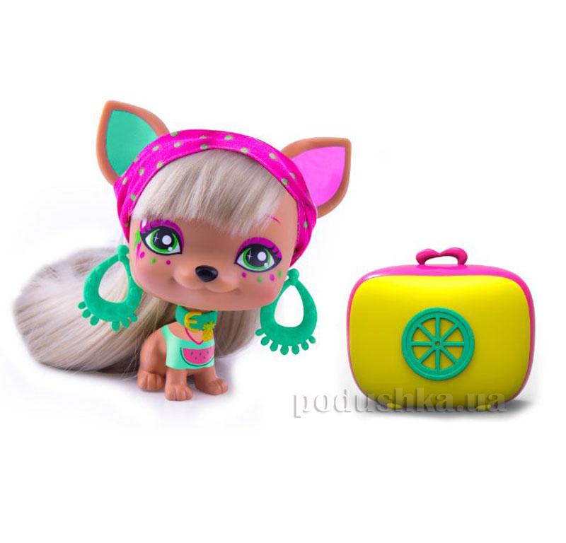 Домашний любимец IMC Toys VIP Pets Leah - путешествие в Бразилию