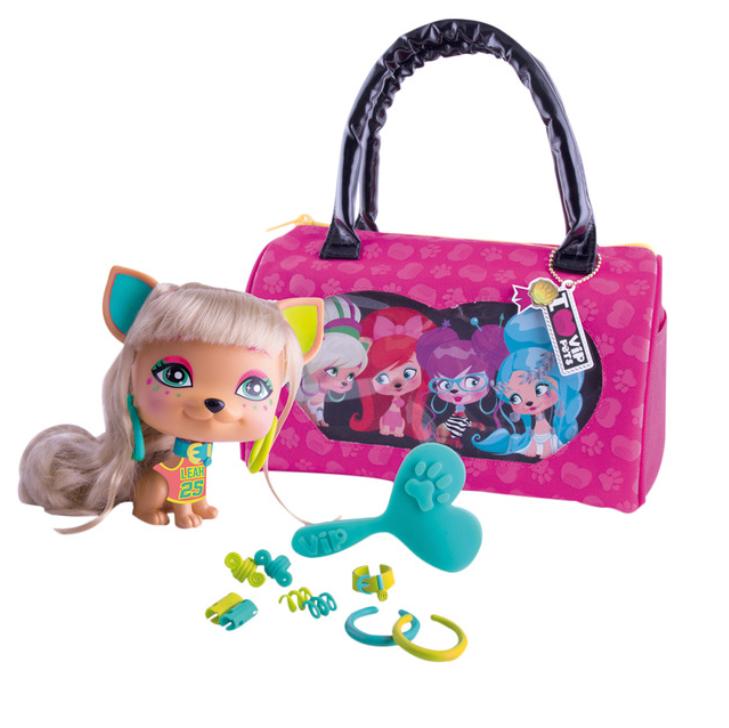 Домашний любимец IMC Toys VIP Pets Leah - Bag N Doll