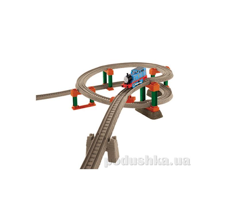 Дополнительные пути к железной дороге Делюкс серии Томас и друзья
