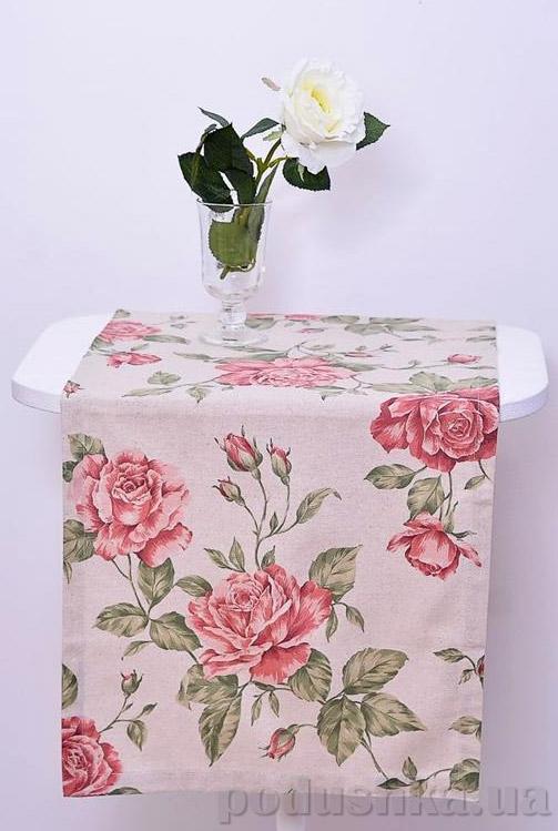 Дорожка Прованс Large pink rose