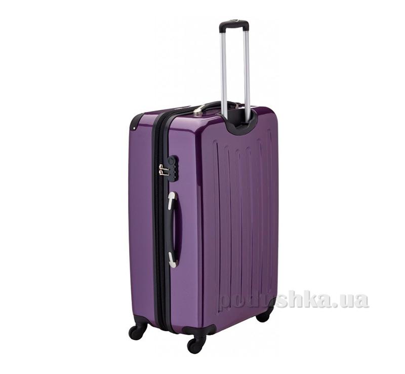 Дорожный чемодан Hauptstadtkoffer Alex фиолетовый
