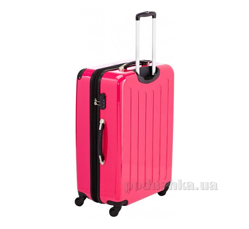 Дорожный чемодан Hauptstadtkoffer Alex малиновый