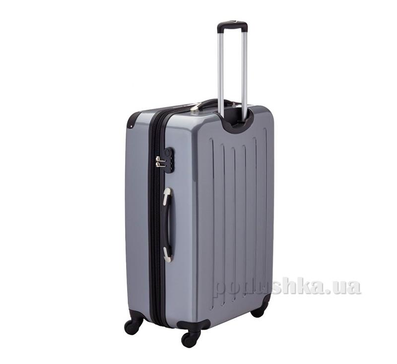 Дорожный чемодан Hauptstadtkoffer Alex металлик