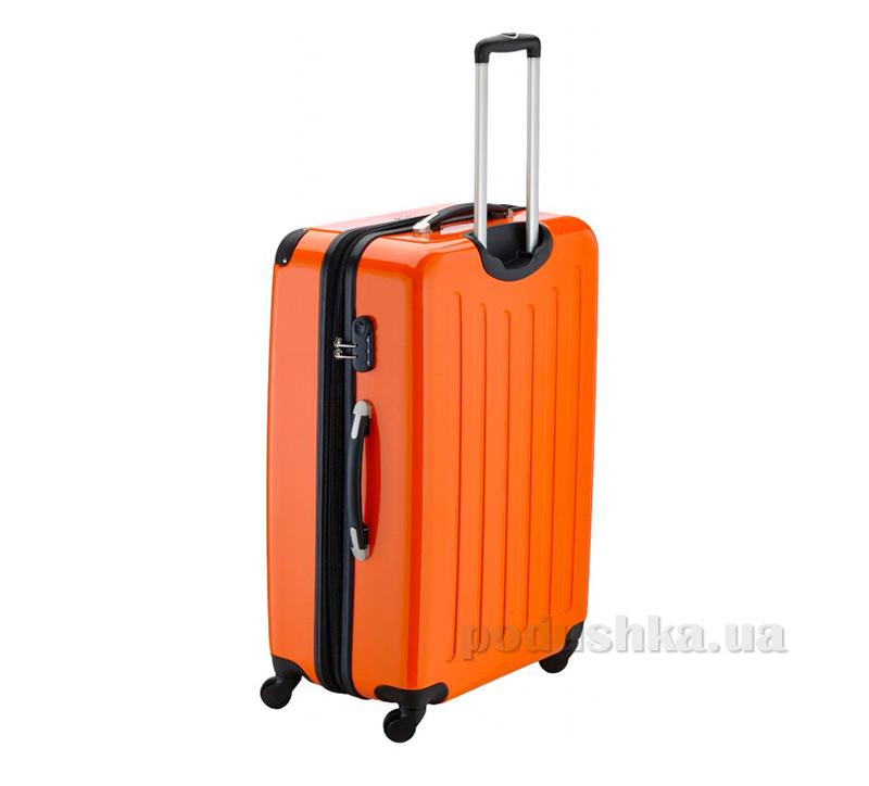 Дорожный чемодан Hauptstadtkoffer Alex оранжевый