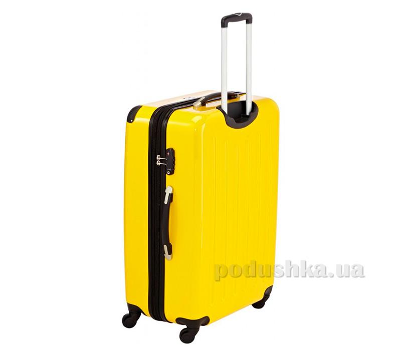 Дорожный чемодан Hauptstadtkoffer Alex желтый
