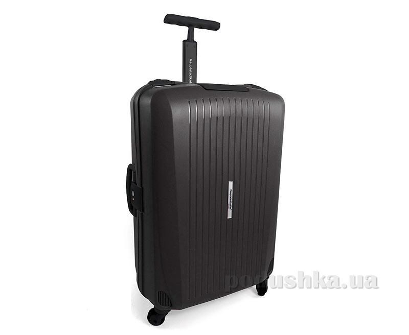 Дорожный чемодан Hauptstadtkoffer QDamm черный
