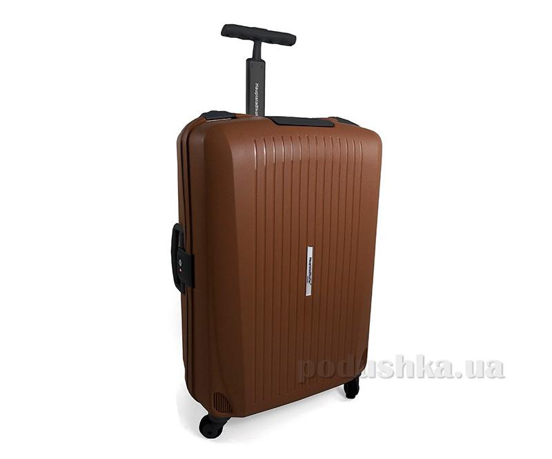 Дорожный чемодан Hauptstadtkoffer QDamm коричневый
