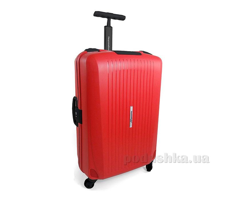 Дорожный чемодан Hauptstadtkoffer QDamm красный
