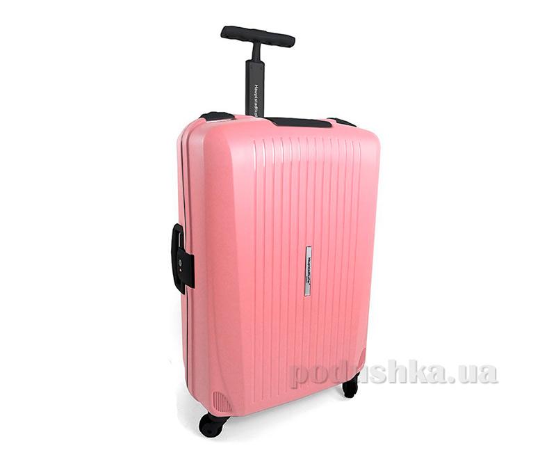 Дорожный чемодан Hauptstadtkoffer QDamm розовый