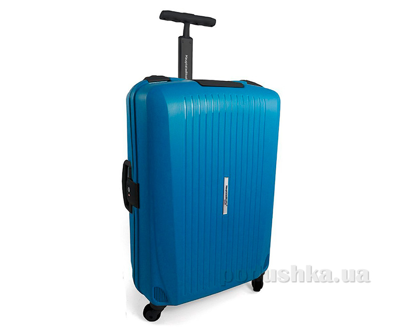 Дорожный чемодан Hauptstadtkoffer QDamm синий