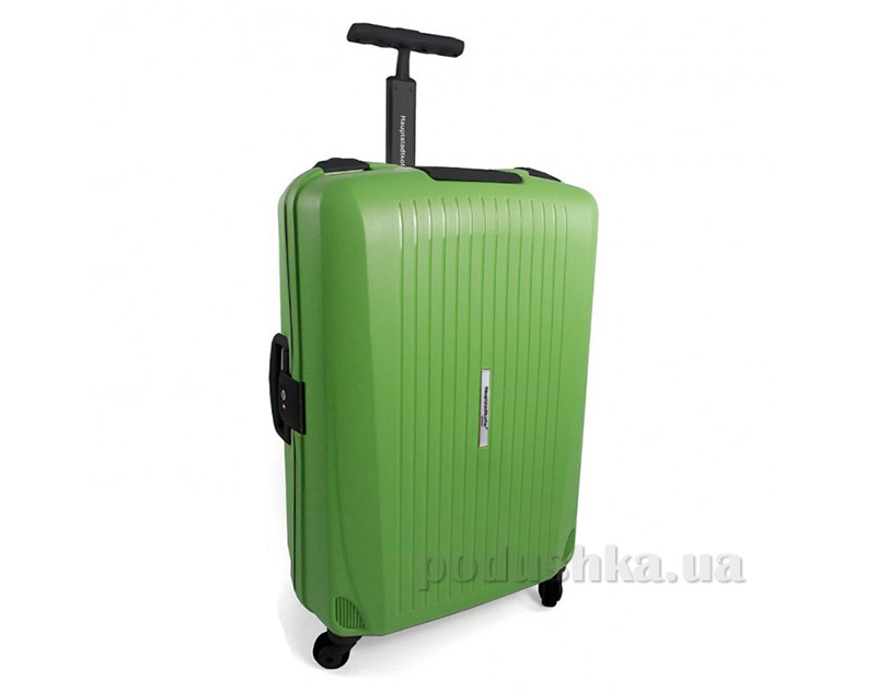 Дорожный чемодан Hauptstadtkoffer QDamm зеленый
