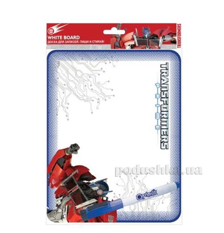 Доска Пиши-стирай малая на магнитах Transformers TRBB-US1-Z158899