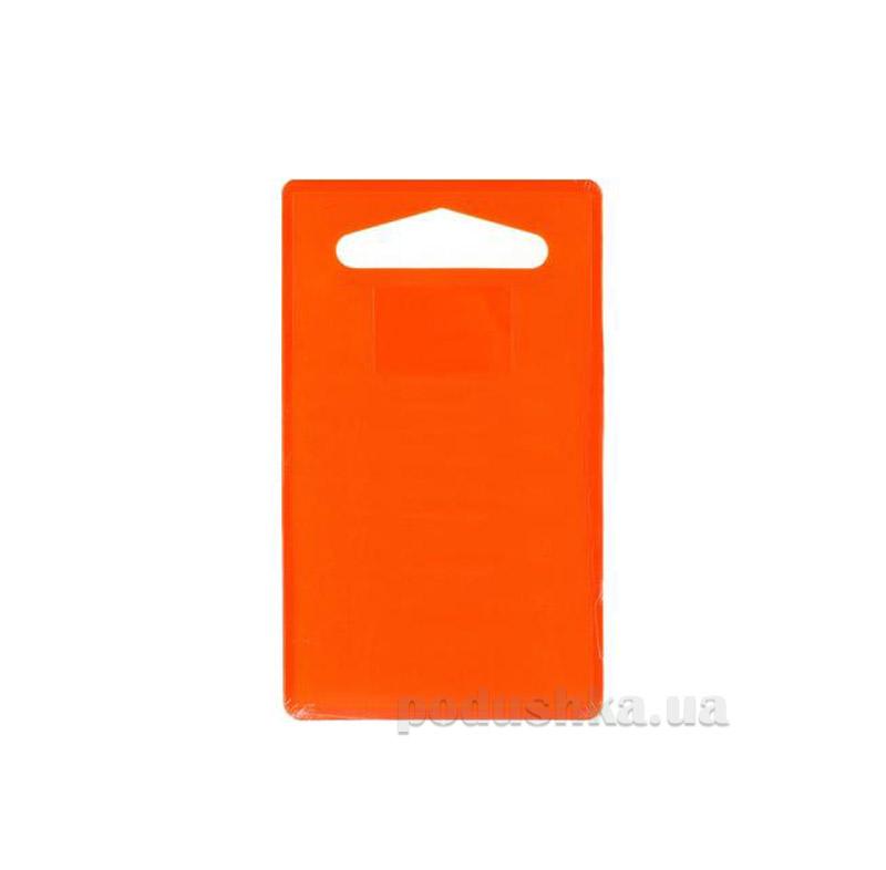 Доска пластиковая Banquet Plastia Colore оранжевая