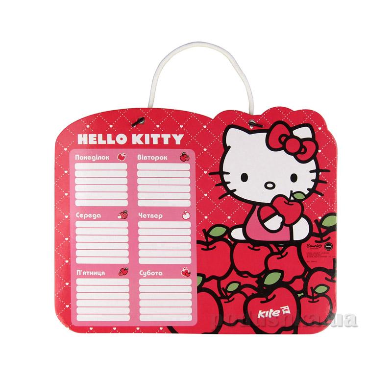 Доска с расписанием занятий Kite Hello Kitty HK14-145K