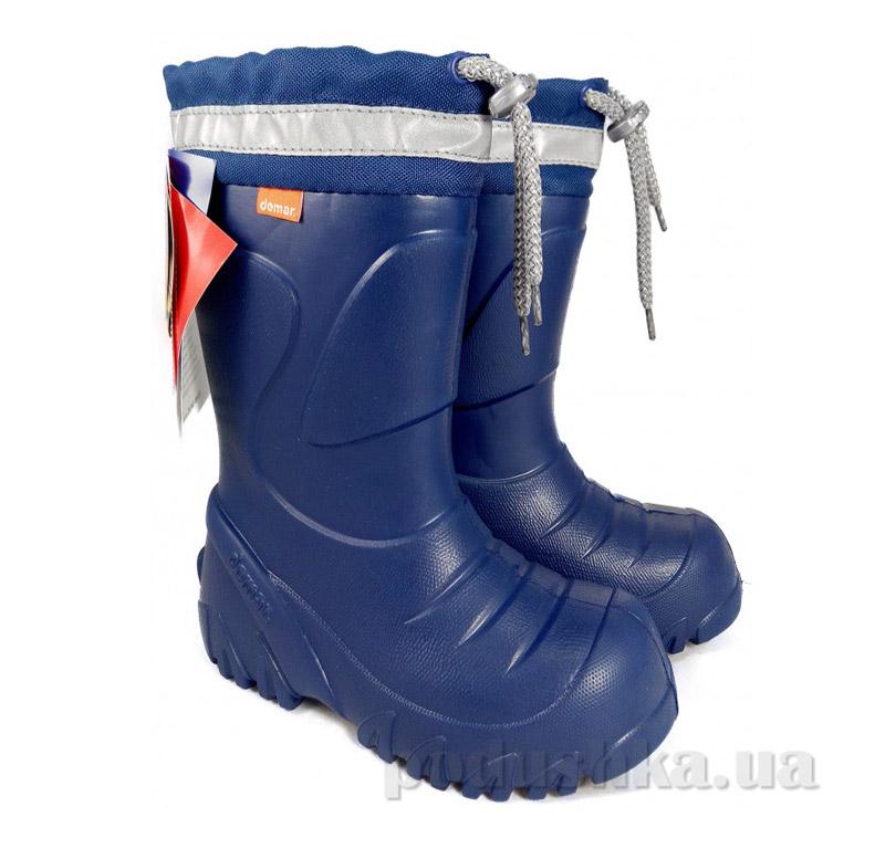 Дутики детские Demar Mammut-s синие купить в Киеве 417b3725d2a9e