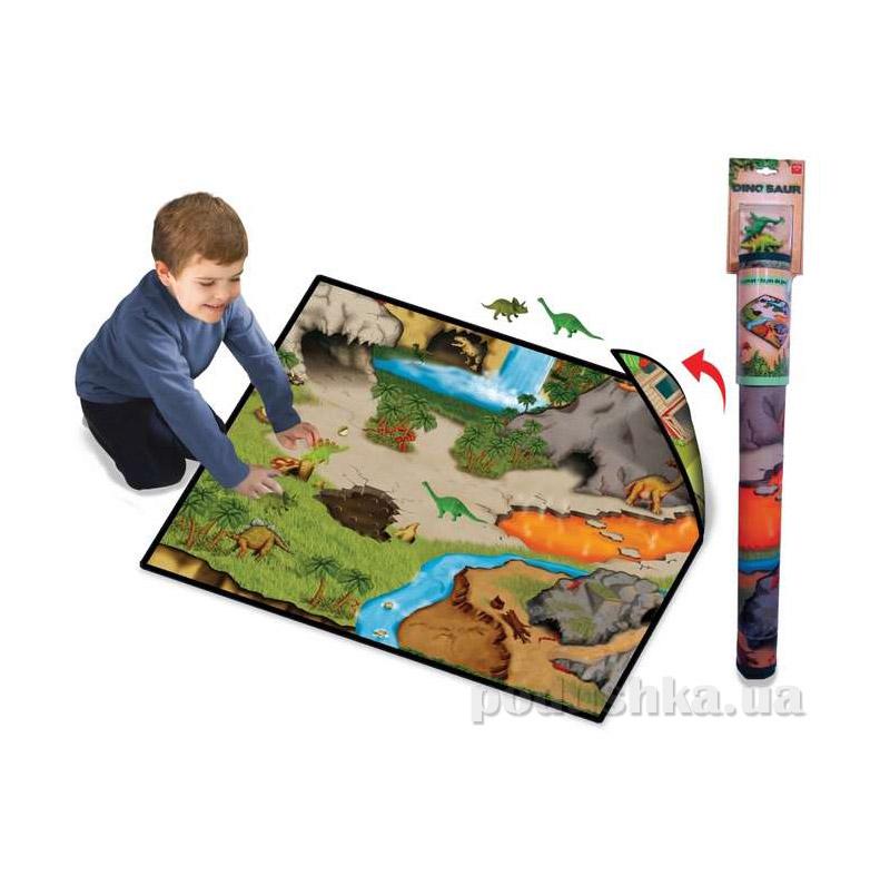 Двусторонний игровой коврик Neat-Oh Диноленд