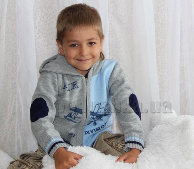 Джемпер Алекс хлопок/акрил Volypok V3456-92-98