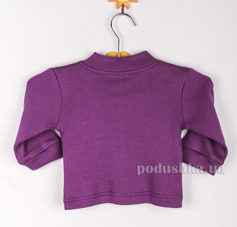Джемпер детский Niso Baby 1042 фиолетовый