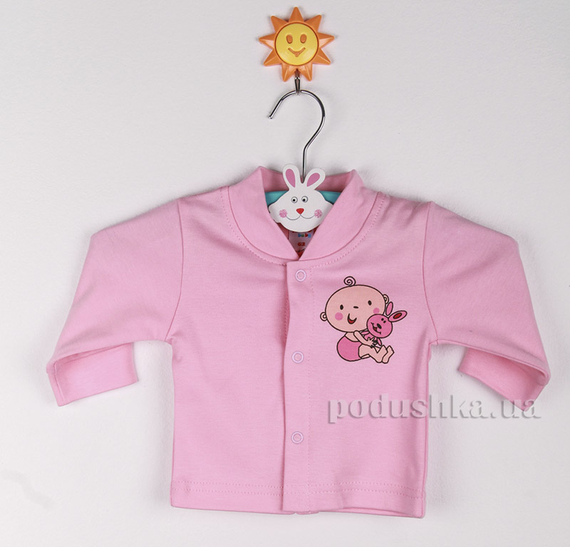 Джемпер детский Niso Baby 1042 розовый