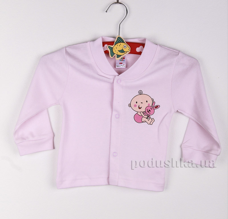 Джемпер детский Niso Baby 1042 светло-розовый