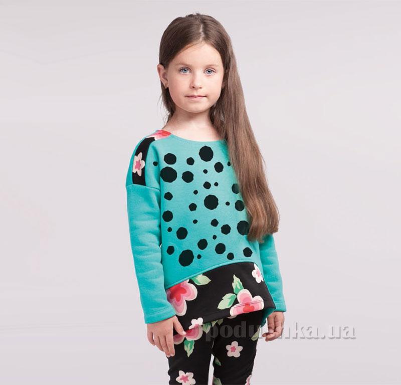 Джемпер для девочки Горох Овен 16Д1-265