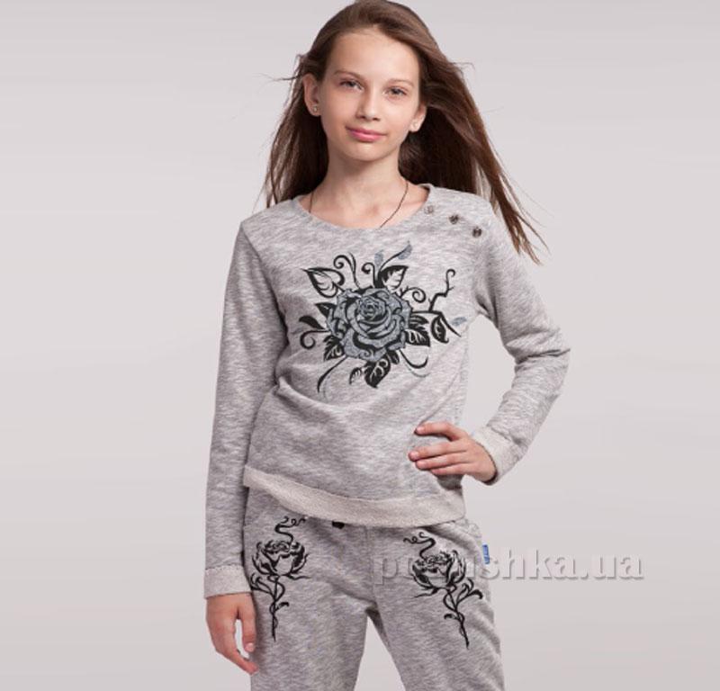 Джемпер для девочки Овен Роза 16Д1-262