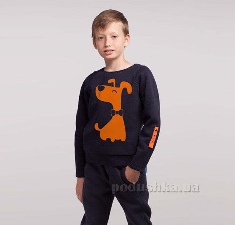 Джемпер для мальчика Собачка Овен 16Д2-189