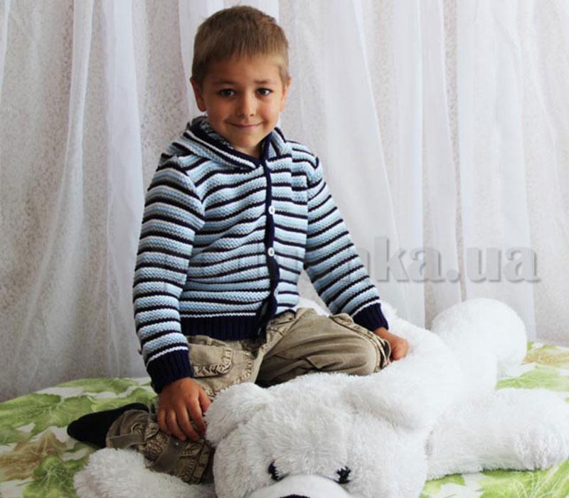 Джемпер Стасек хлопок/акрил Volypok V3363-74