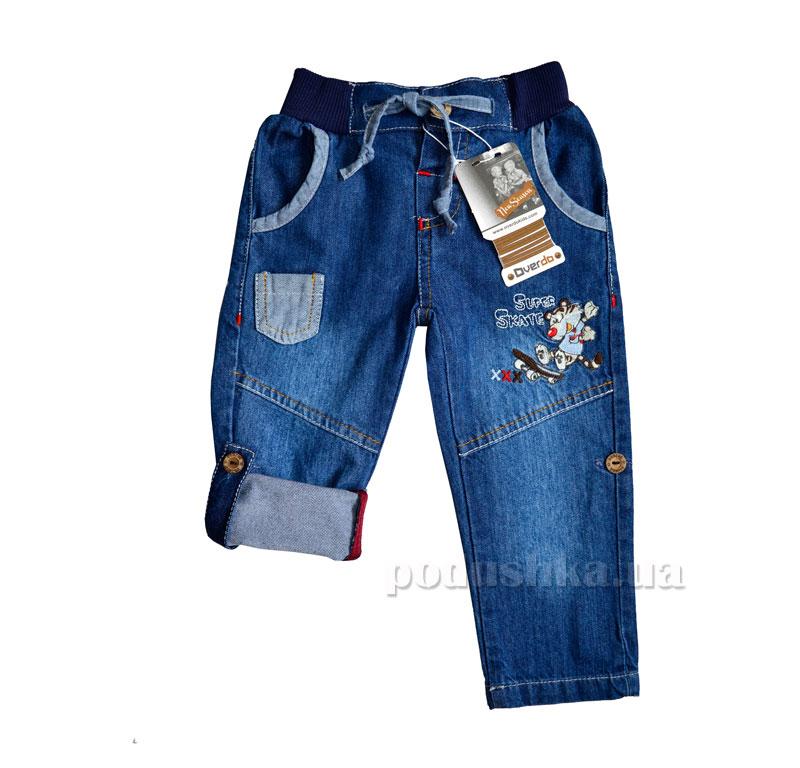 Джинсы Overdo Kids 4212 синие