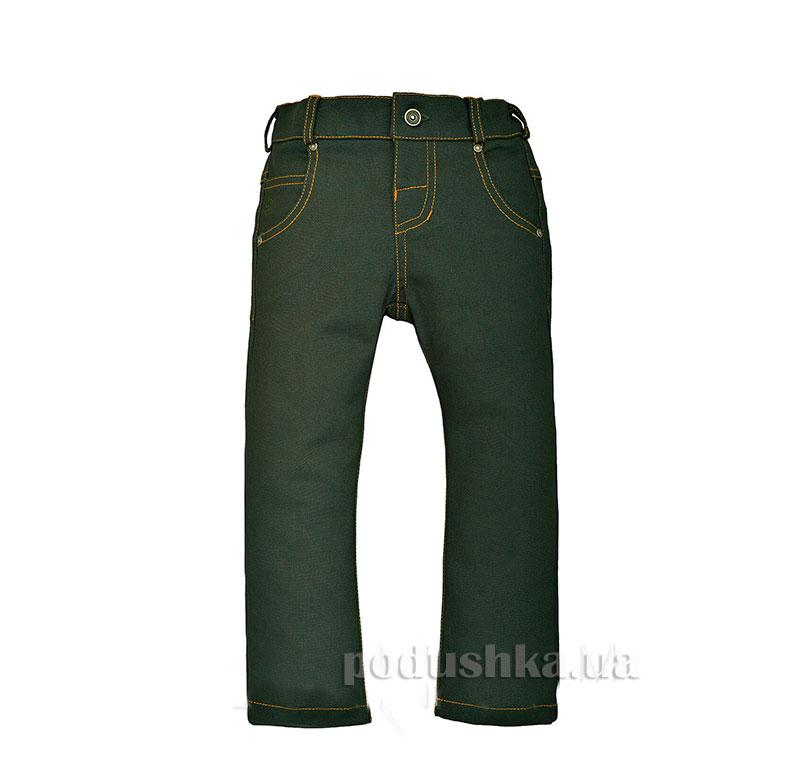 Джинсы для мальчика Zironka 2200-005 зеленый