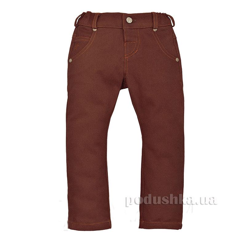 Джинсы для мальчика Zironka 2200-104 коричневые