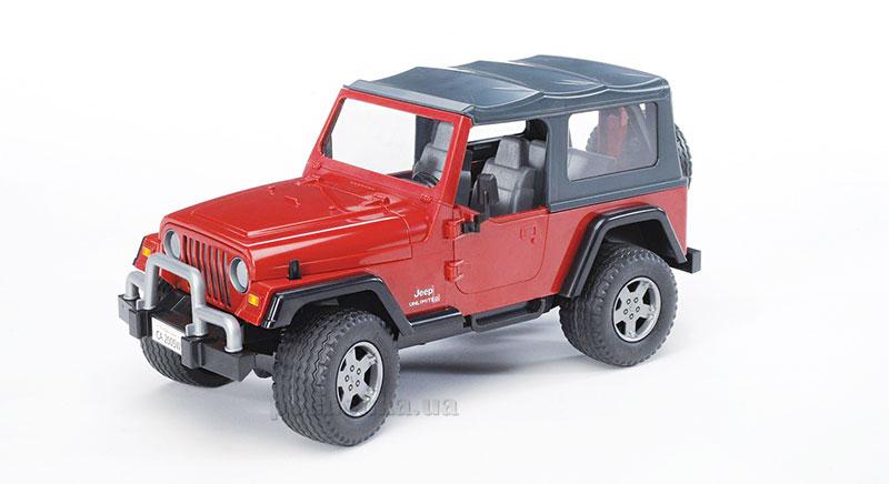Джип Bruder Jeep Wrangler