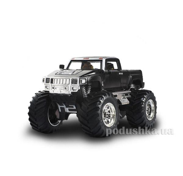 Джип микро радиоуправляемый 1:43 Hummer черный Great Wall Toys GWT2008D-5