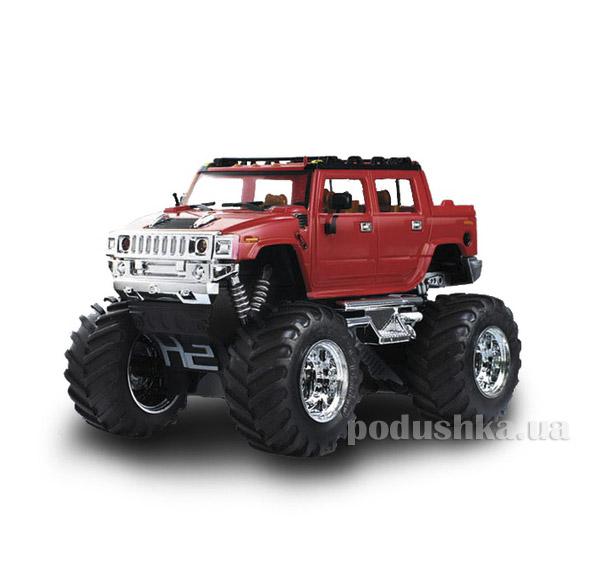 Джип микро радиоуправляемый 1:43 Hummer красный Great Wall Toys GWT2008D-1