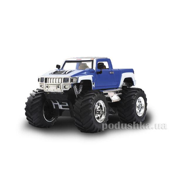 Джип микро радиоуправляемый 1:43 Hummer синий Great Wall Toys GWT2008D-6