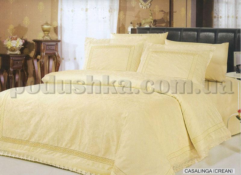 Постельное белье ARYA Casalinga cream